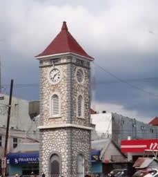 May pen Clock Tower