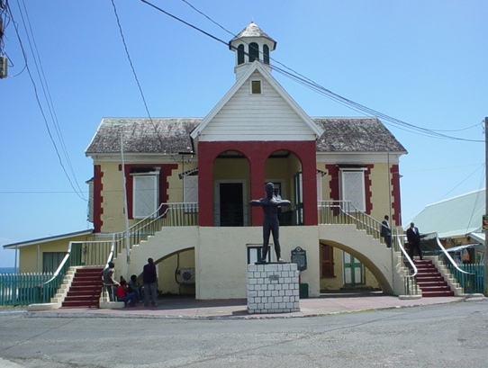 Morant Bay Court House