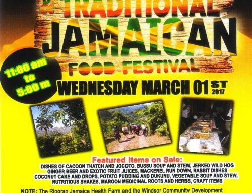 Maroon Jamaican Food Festival
