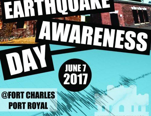 Earthquake Awareness Day 2017