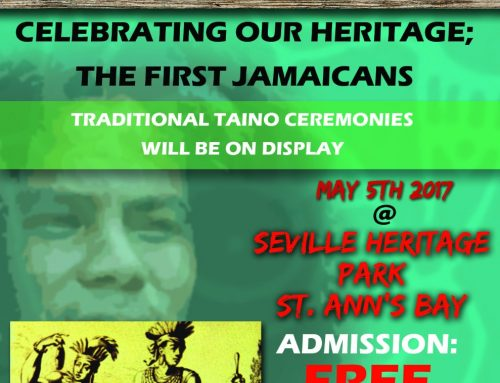 Tanio Day 2017: Celebrating Our Heritage – The First Jamaicans