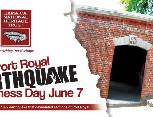 JNHT to Host Port Royal Awareness Day to Commemorate the 1692 Earthquake