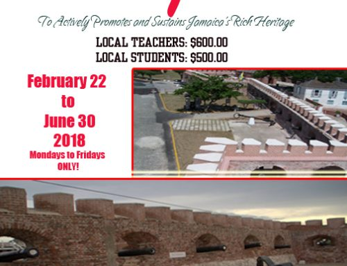 JNHT reduces cost for Port Royal Town Tours for local teachers and students