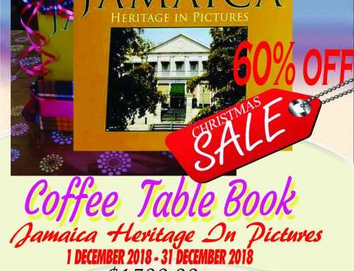 Jamaica Heritage in Pictures Christmas Sale!