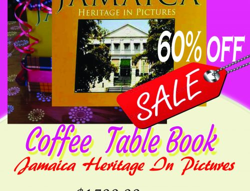 Jamaica Heritage in Pictures Sale!