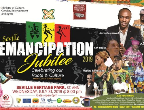 Emancipation Jubilee 2019 -Celebrating Our Roots and Culture