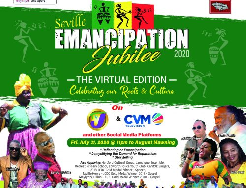 "Seville Emancipation Jubilee: The Virtual Edition ""Celebrating Our Roots And Culture"""